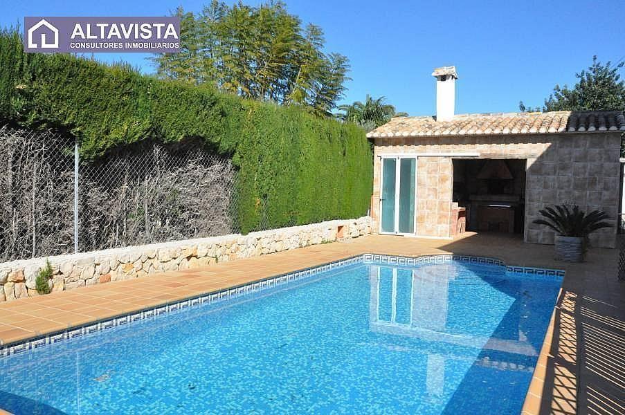Foto - Casa en alquiler en calle Troyas, Dénia - 281147006
