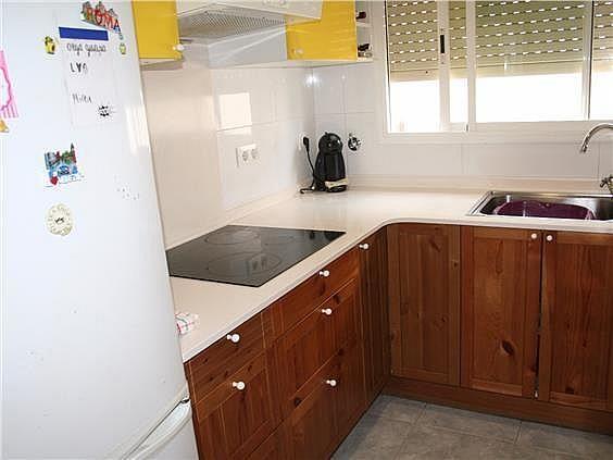 Apartamento en venta en calle París, Cubelles - 298494750