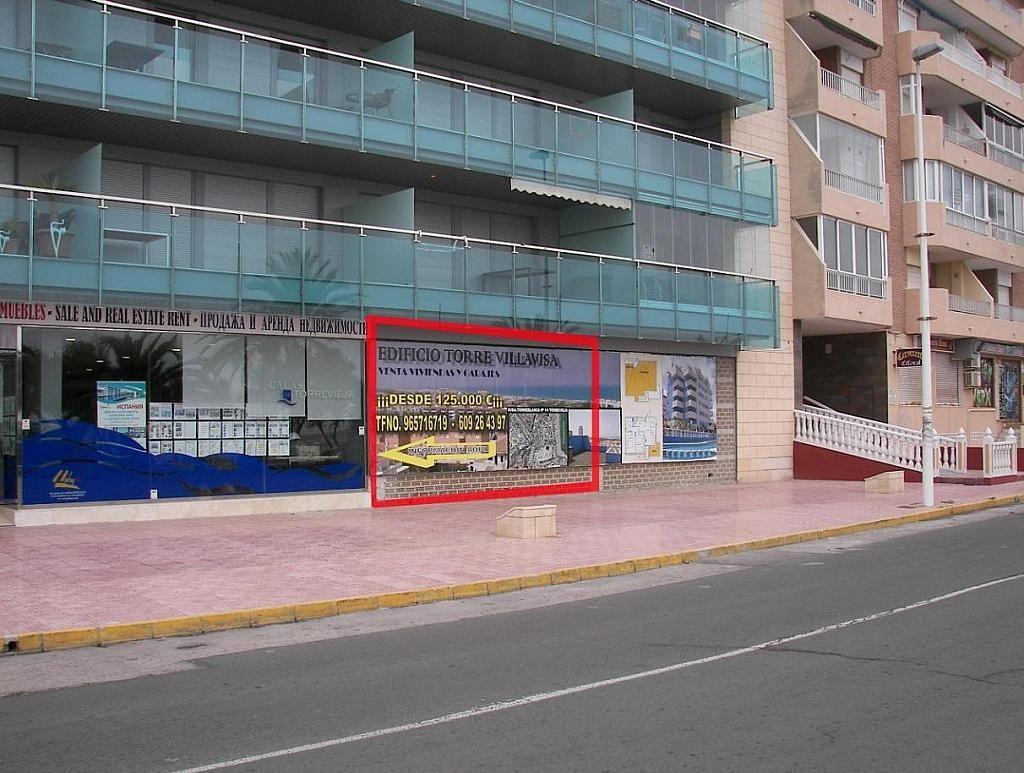 Local en alquiler en calle De la Purisima, Playa del Cura en Torrevieja - 281913277