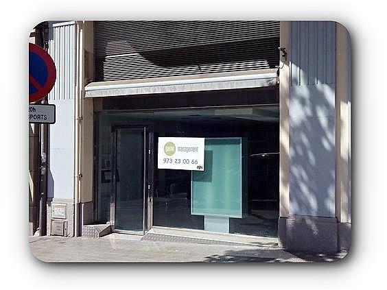 Local en alquiler en calle Rambla Aragon, Lleida - 315588597