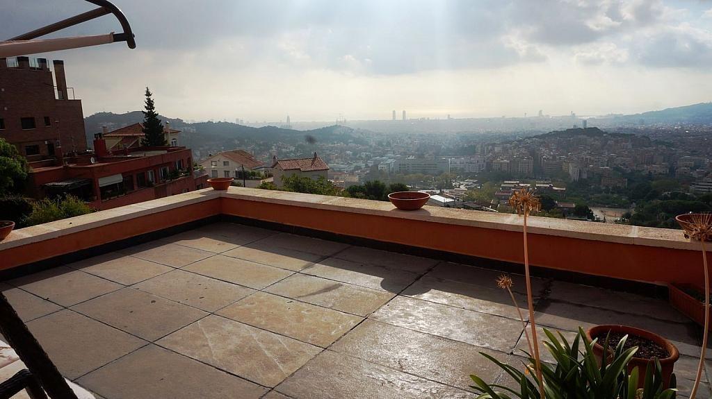 Casa adosada en alquiler en Vallcarca i els Penitents en Barcelona - 345332930