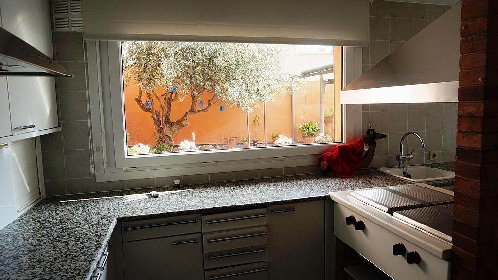 Casa adosada en alquiler en Vallcarca i els Penitents en Barcelona - 345332969