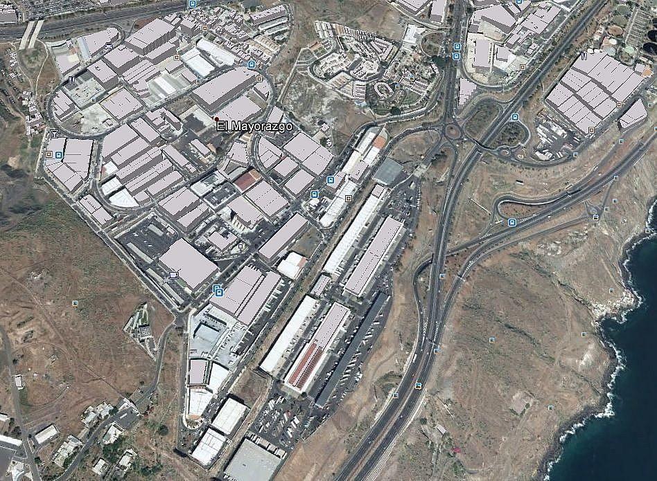 Imagen sin descripción - Parcela en alquiler en Santa Cruz de Tenerife - 284869782