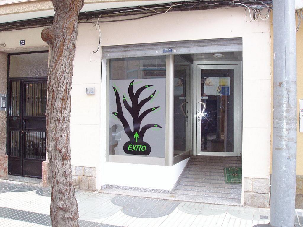 Local comercial en alquiler en calle Gimenez de la Espada, Cartagena - 291035961