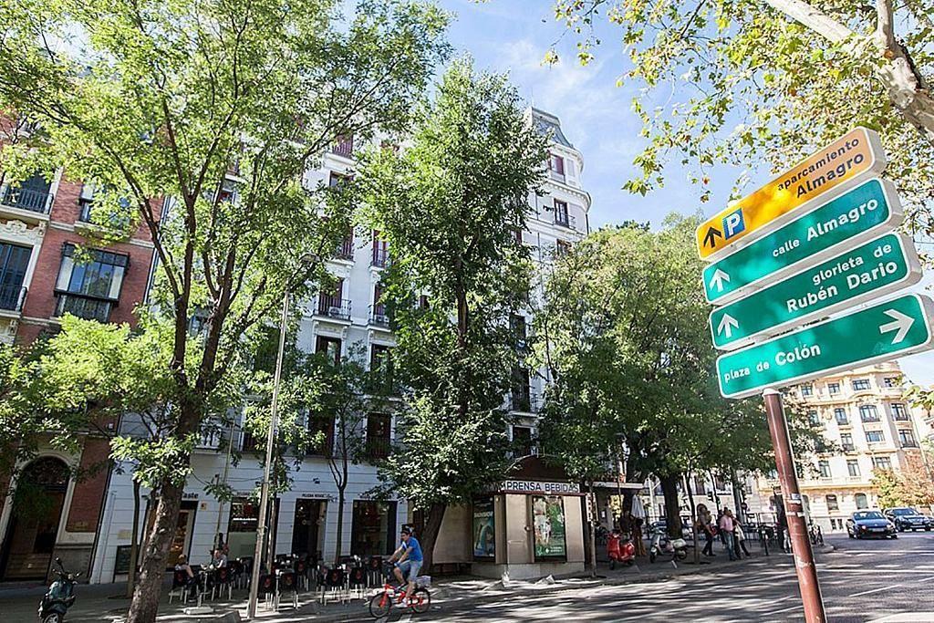 Ático en alquiler en Justicia-Chueca en Madrid - 358722569