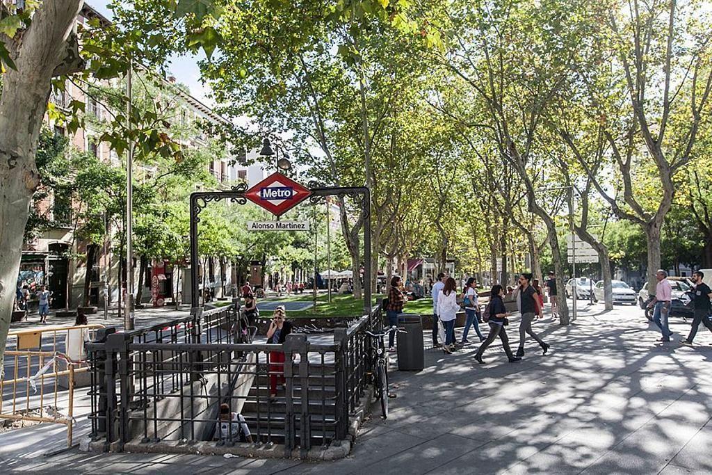 Ático en alquiler en Justicia-Chueca en Madrid - 358722572