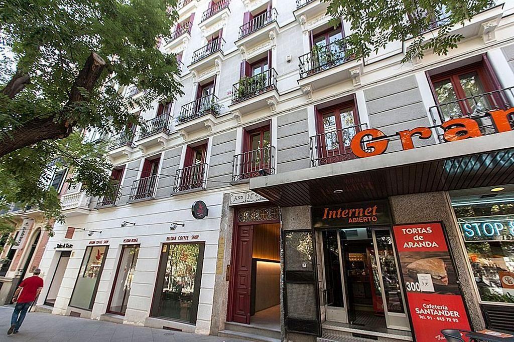 Ático en alquiler en Justicia-Chueca en Madrid - 358722575