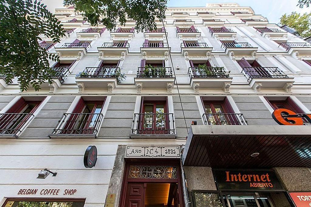 Ático en alquiler en Justicia-Chueca en Madrid - 358722578
