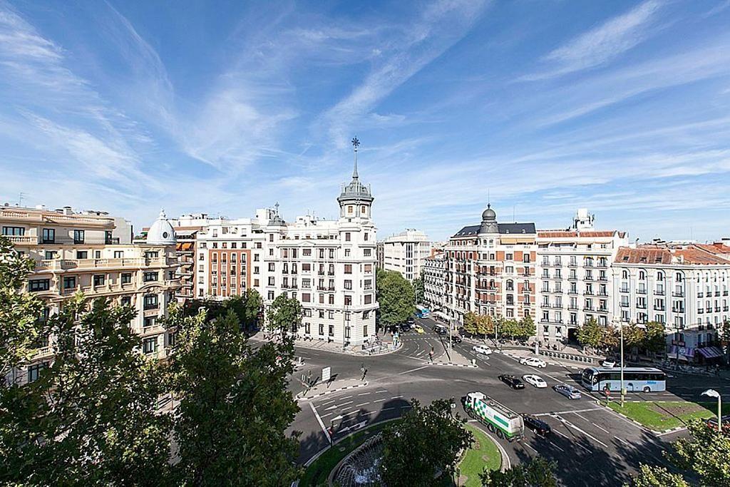 Ático en alquiler en Justicia-Chueca en Madrid - 358722581