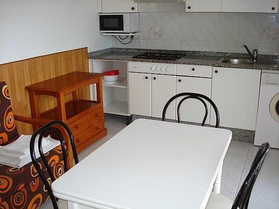 Apartamento en alquiler de temporada en Sanxenxo - 286560990