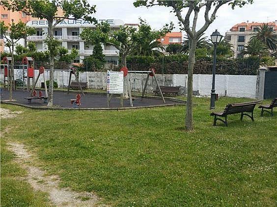 Parque infantil - Apartamento en alquiler de temporada en Sanxenxo - 286561026