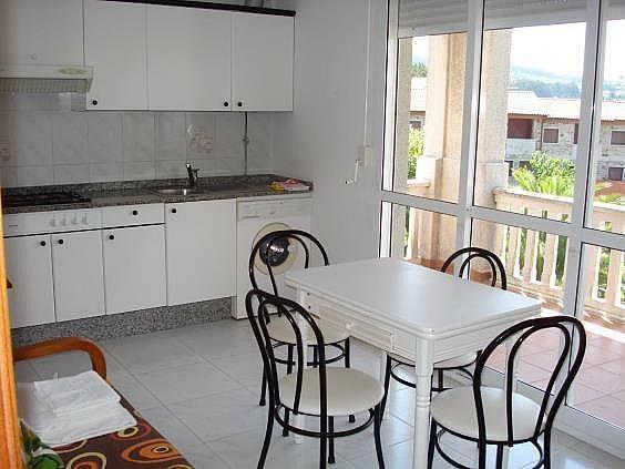 Apartamento en alquiler de temporada en Sanxenxo - 286561200