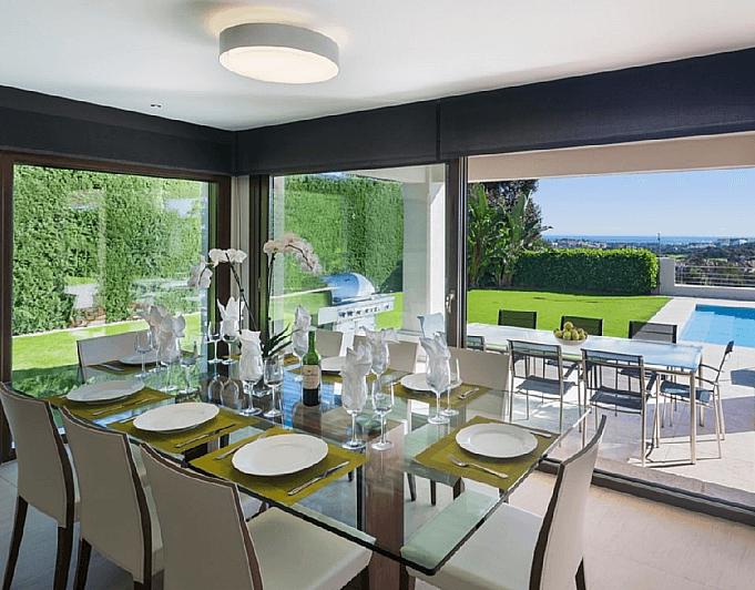 Villa en alquiler de temporada en Marbella - 286943190