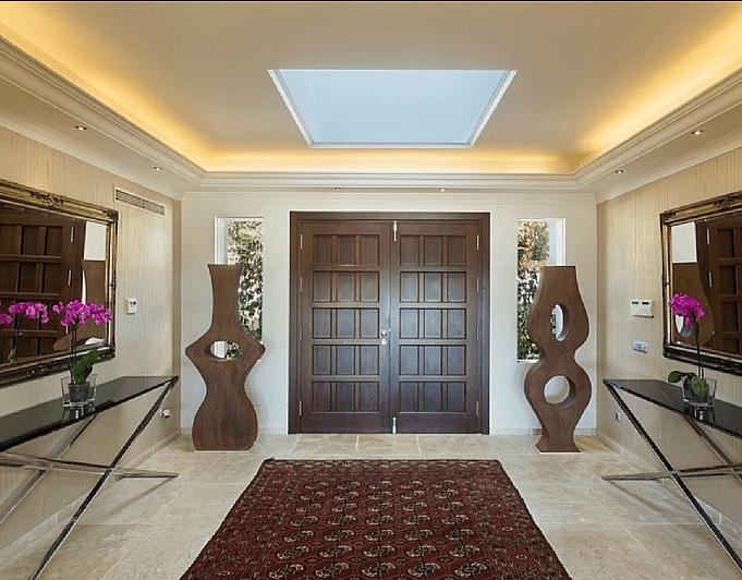 Villa en alquiler de temporada en Marbella - 286943205