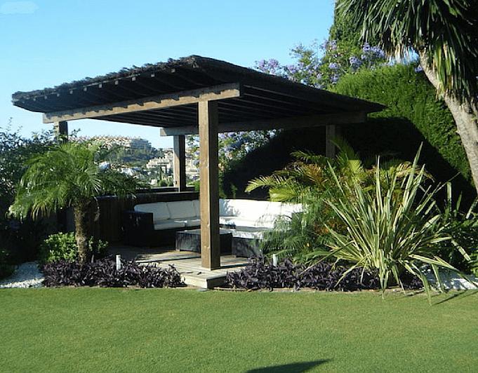 Villa en alquiler de temporada en Marbella - 286943217