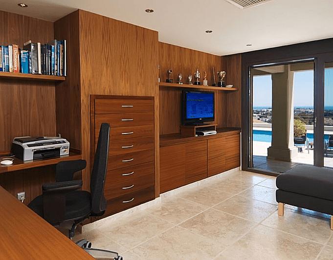 Villa en alquiler de temporada en Marbella - 286943223