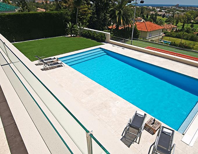 Villa en alquiler de temporada en Marbella - 286943229