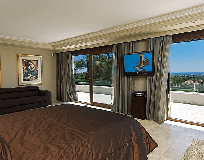 Villa en alquiler de temporada en Marbella - 286943232