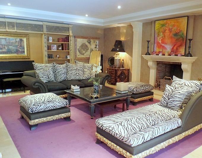 Villa en alquiler de temporada en Marbella - 291726530