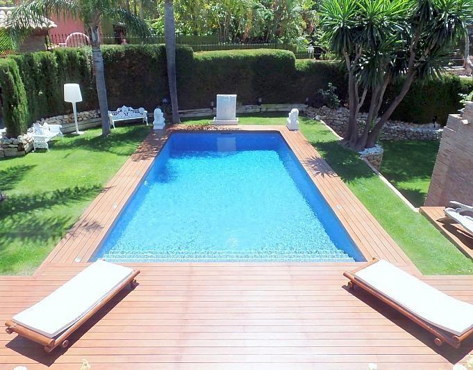 Villa en alquiler de temporada en Marbella - 291726533