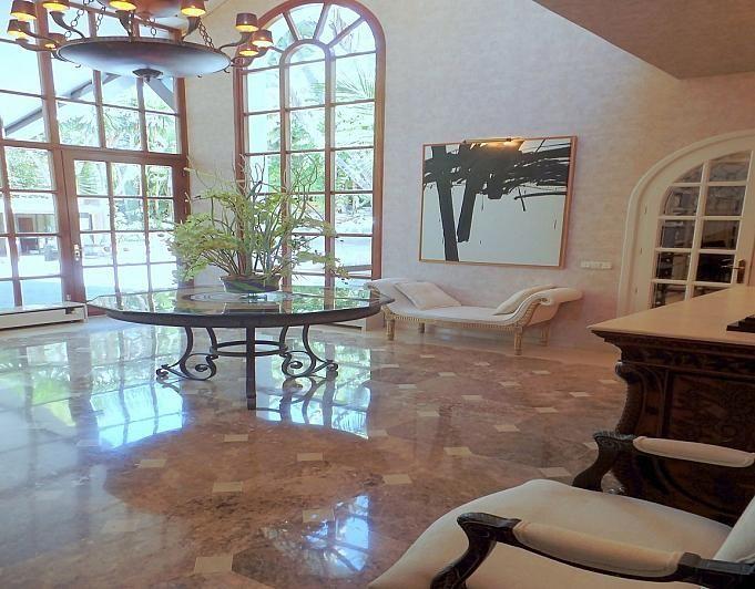 Villa en alquiler de temporada en Marbella - 291726536