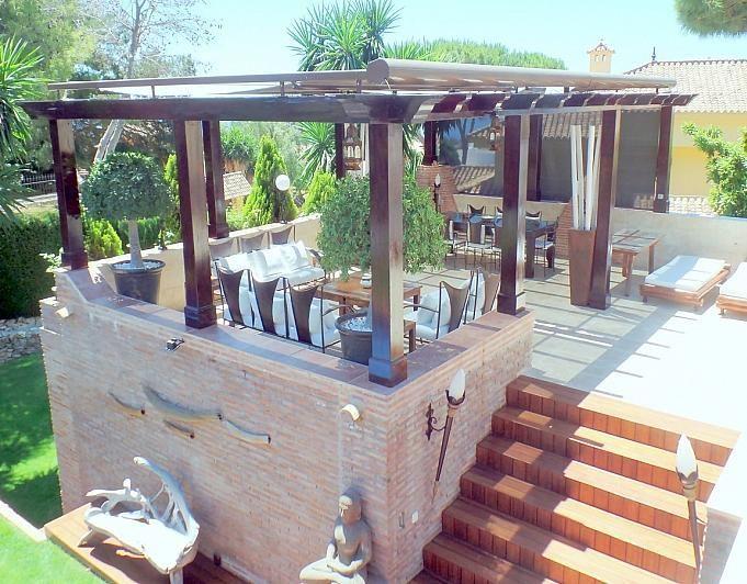 Villa en alquiler de temporada en Marbella - 291726542