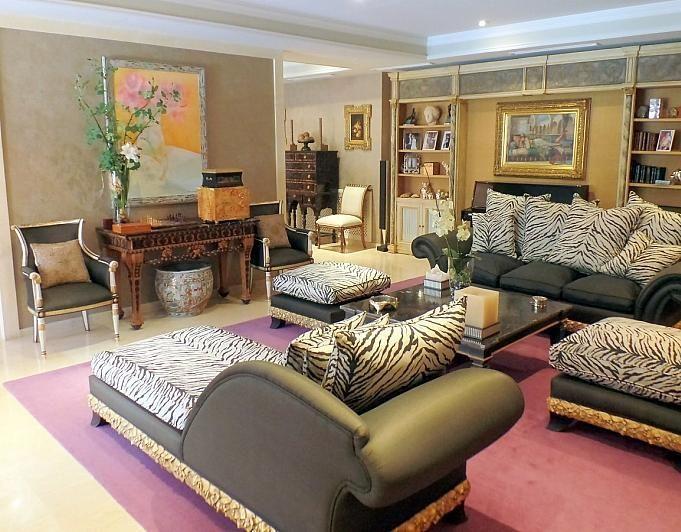 Villa en alquiler de temporada en Marbella - 291726548