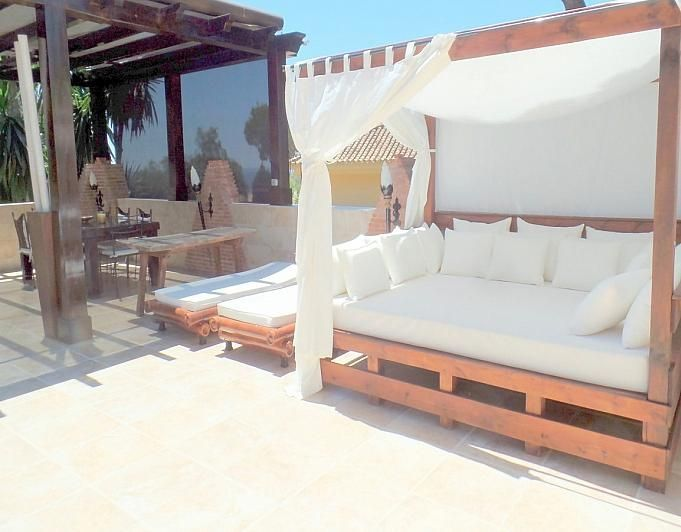 Villa en alquiler de temporada en Marbella - 291726563