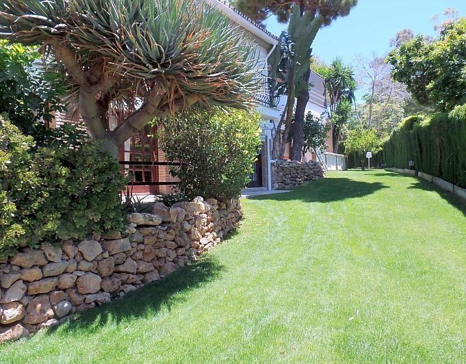 Villa en alquiler de temporada en Marbella - 291726590