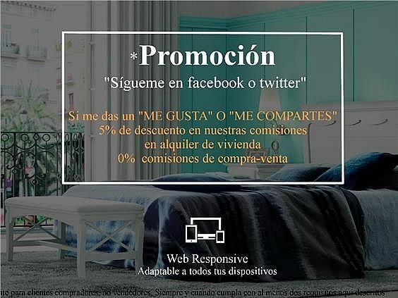Apartamento en alquiler en San Bernardo en Salamanca - 288662310