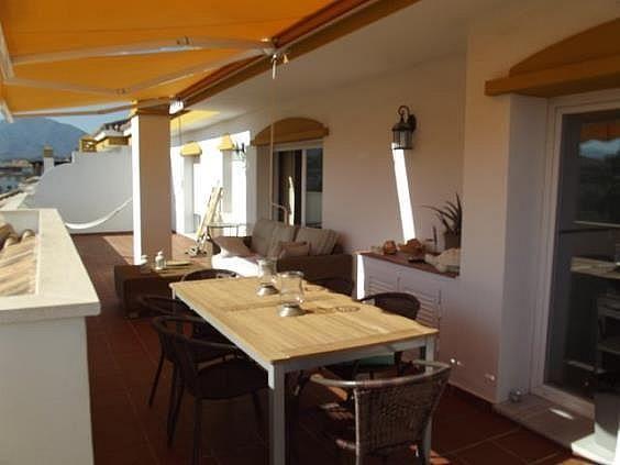 Ático en alquiler en Nueva Andalucía-Centro en Marbella - 288203942