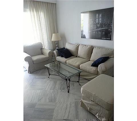 Apartamento en alquiler en Nueva Andalucía-Centro en Marbella - 288204062