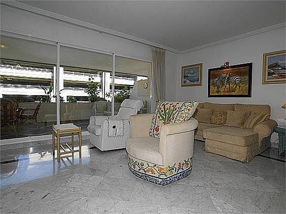 Apartamento en alquiler de temporada en Nueva Andalucía-Centro en Marbella - 288205268