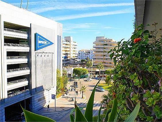 Apartamento en alquiler de temporada en Nueva Andalucía-Centro en Marbella - 288205274
