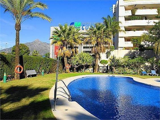Apartamento en alquiler de temporada en Nueva Andalucía-Centro en Marbella - 288205292