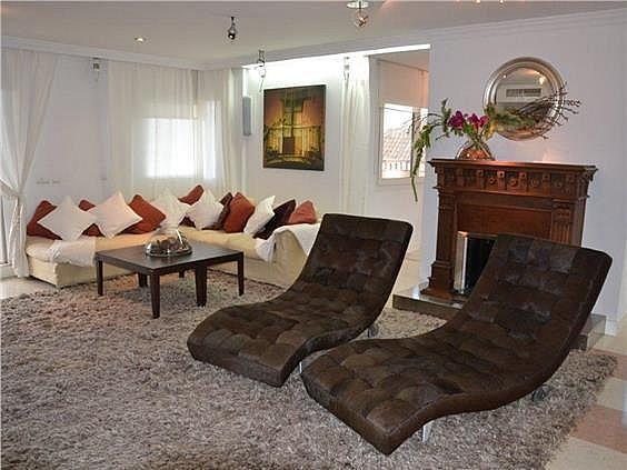 Ático en alquiler en Nagüeles Alto en Marbella - 288209573