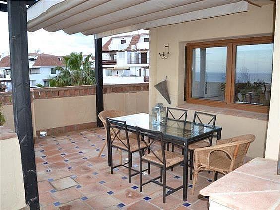 Ático en alquiler en Nagüeles Alto en Marbella - 288209591