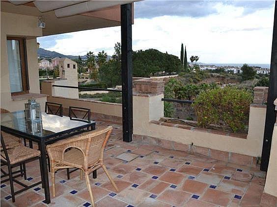 Ático en alquiler en Nagüeles Alto en Marbella - 288209594