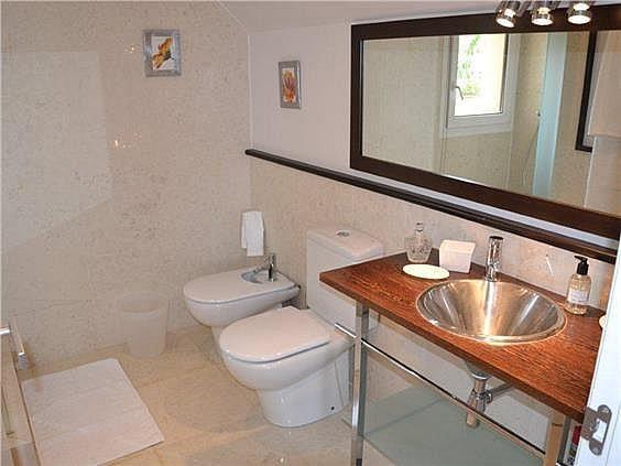 Ático en alquiler en Nagüeles Alto en Marbella - 288209642