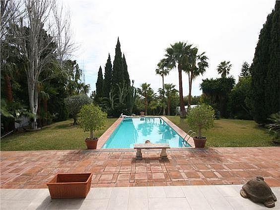 Chalet en alquiler de temporada en Nagüeles Alto en Marbella - 288211019