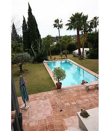 Chalet en alquiler de temporada en Nagüeles Alto en Marbella - 288211085