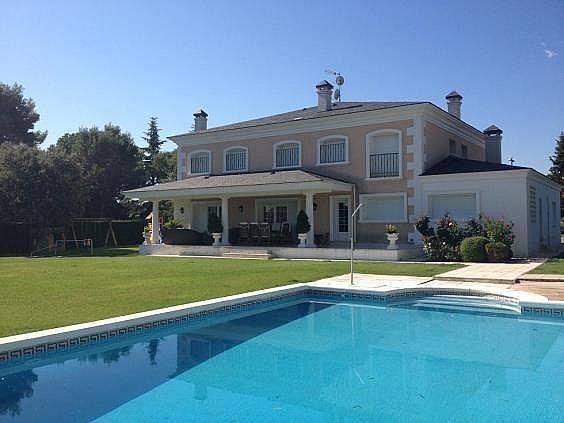 Casa en alquiler en Las Lomas en Boadilla del Monte - 289490199