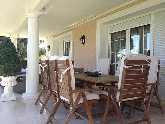 Casa en alquiler en Las Lomas en Boadilla del Monte - 289490280
