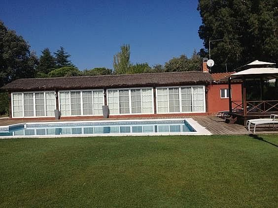Casa en alquiler en Las Lomas en Boadilla del Monte - 289490286