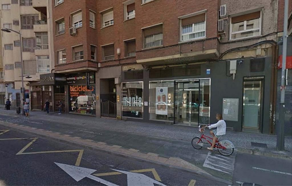Local comercial en alquiler en calle Tenor Fleta, Paseo Sagasta en Zaragoza - 358600519