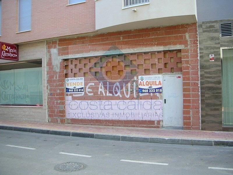 19851429 - Local comercial en alquiler opción compra en calle La Era Resd la Era, Mazarrón - 294083546
