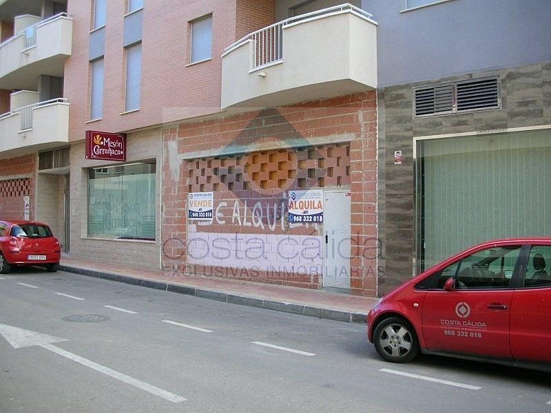 19851430 - Local comercial en alquiler opción compra en calle La Era Resd la Era, Mazarrón - 294083549