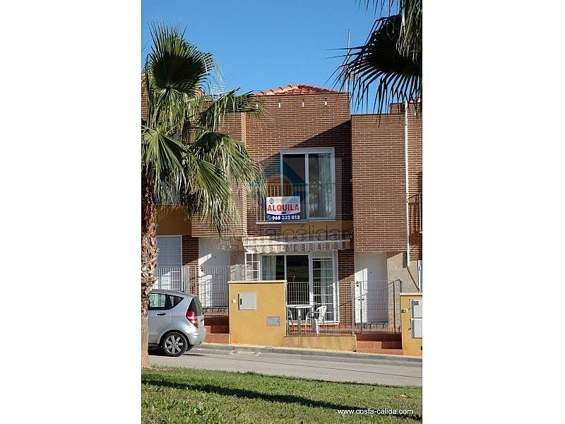 DSC_0085.JPG - Dúplex en alquiler opción compra en calle Plaza Isla del Sujeto Resd Ladera del Mar, Los puertos en Cartagena - 294757986