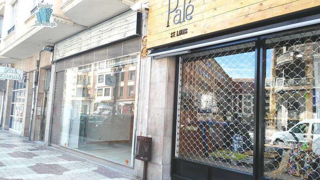 Foto - Local comercial en alquiler en calle Centro, Burgos - 381904691