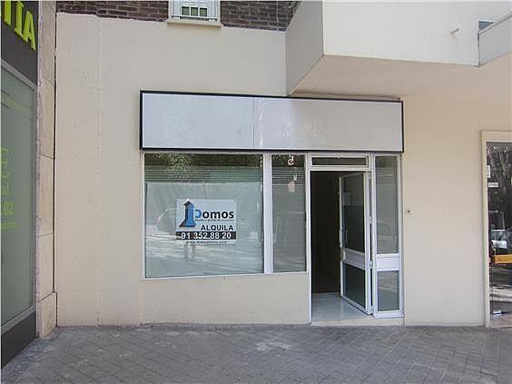 Local en alquiler en La Paz en Madrid - 297992823